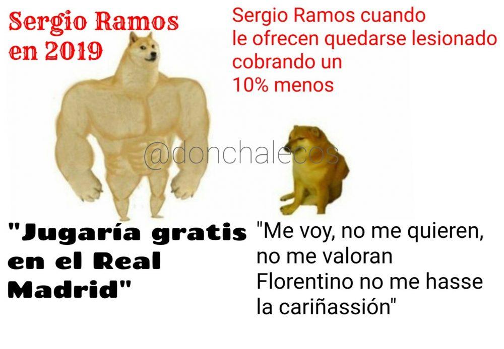Resumen de la despedida de Sergio Ramos
