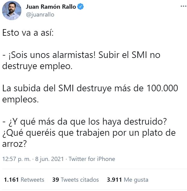 Sandro Rayo: predicciones exactas