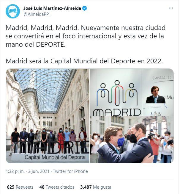 Otra victoria más para Madrid