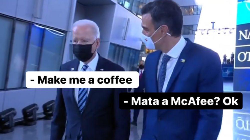 "John McAfee: ""Si aparezco colgado, como Epstein, no fui yo"""