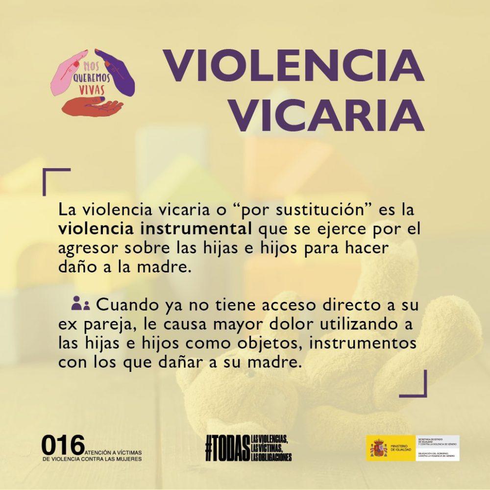 """Yo no sé cómo la gente aún tiene el valor de negar la existencia de la """"VIOLENCIA VICARIA"""""""