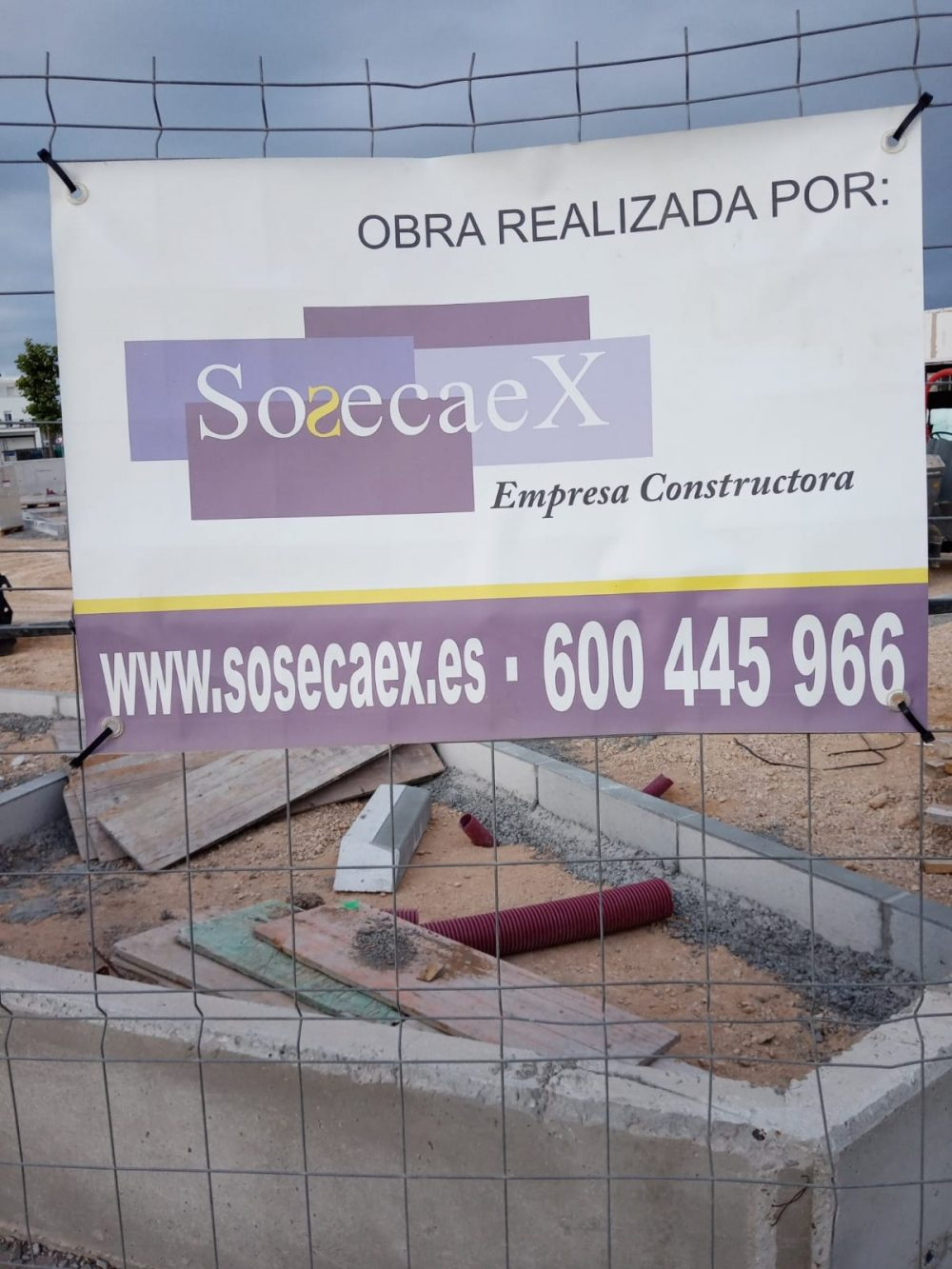 Quizás no es el mejor nombre para una empresa constructora