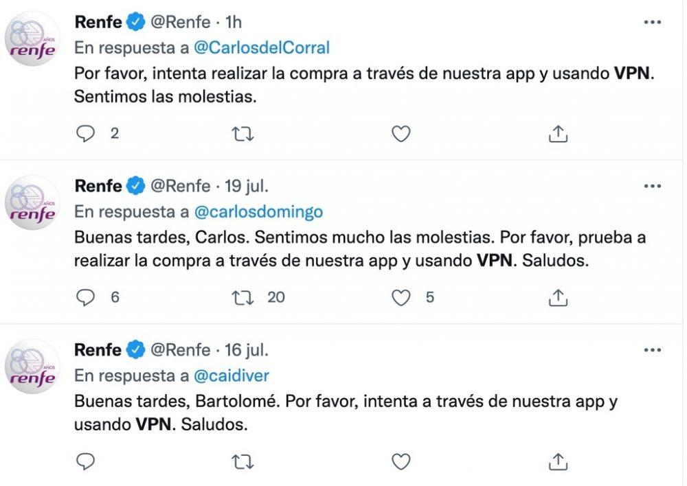 La web de Renfe es posiblemente la peor web de cualquier servicio público de España