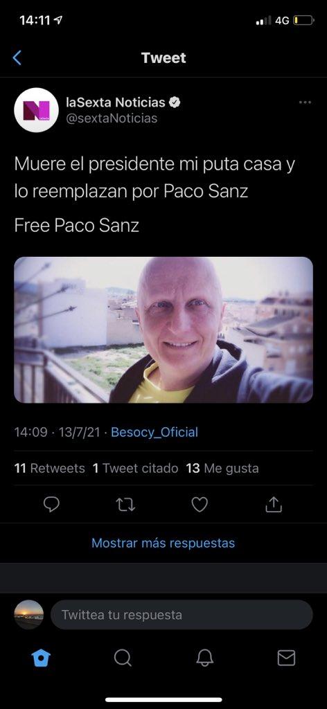 Hackean la cuenta de La Sexta en Twitter