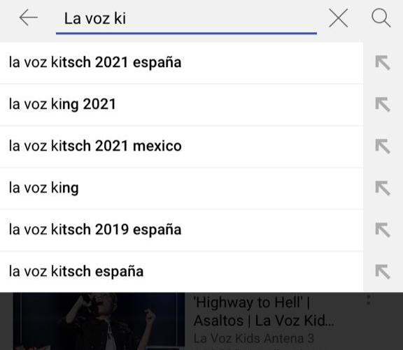 """Parece que los españoles no saben muy bien cómo se escribe """"La Voz Kids""""..."""