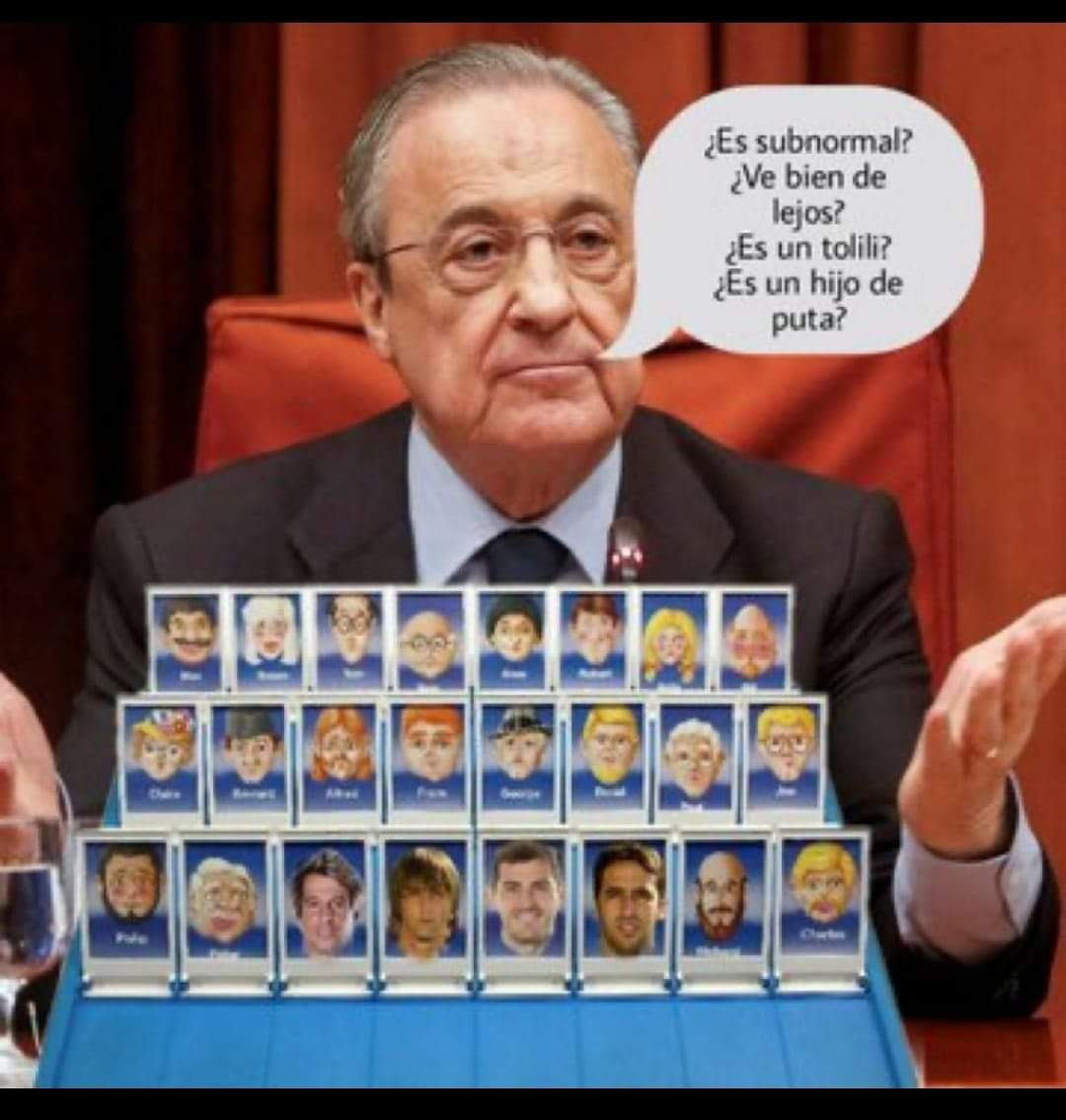 La popularidad de Florentino no para de aumentar, la gente le pide hasta camisetas firmadas...