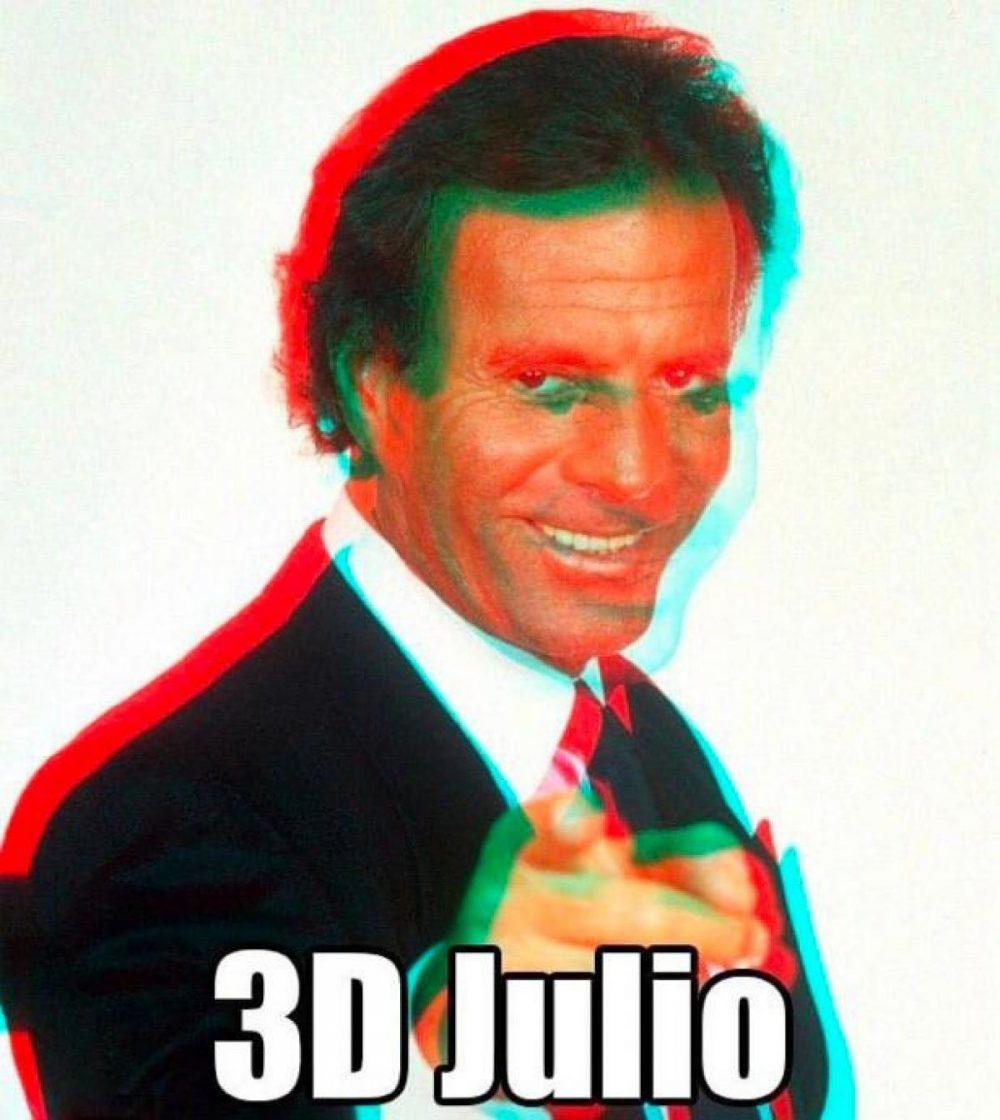 Hoy es 3D Julio