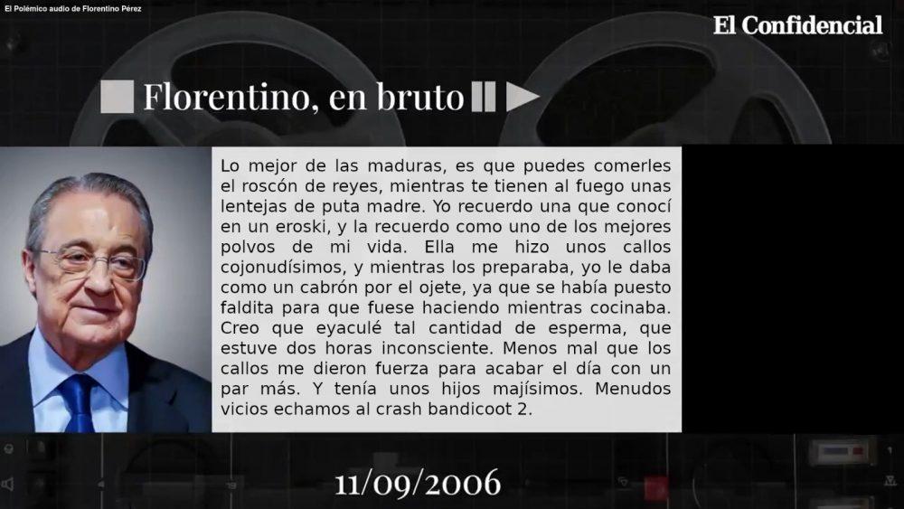 """Florentino Pérez, en bruto : """"Raúl y Casillas son las dos grandes estafas del Madrid"""" - Página 2 Dsfqwefwqerh"""