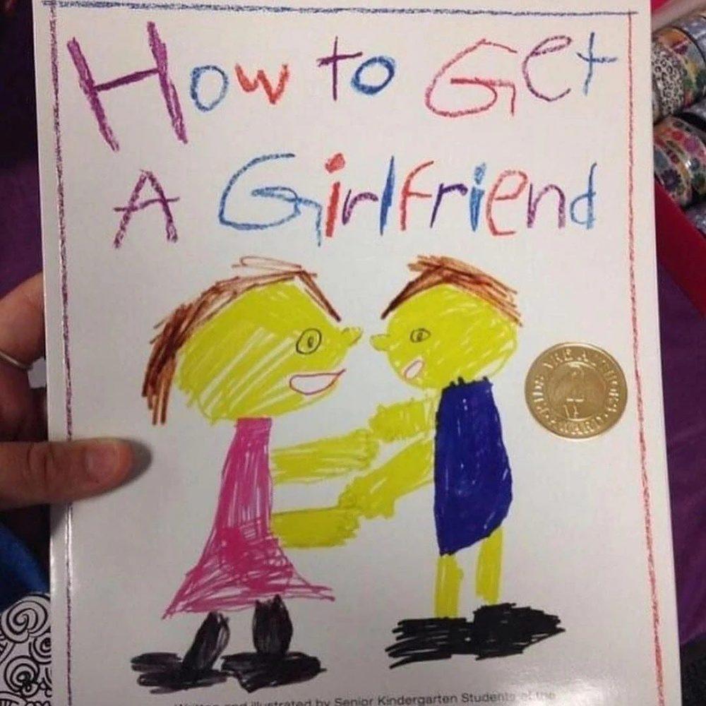 """""""Cómo conseguir una novia"""""""