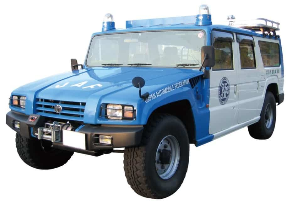 MEGA CRUISER: ¿Sabías que Toyota tuvo su propio HUMMER?