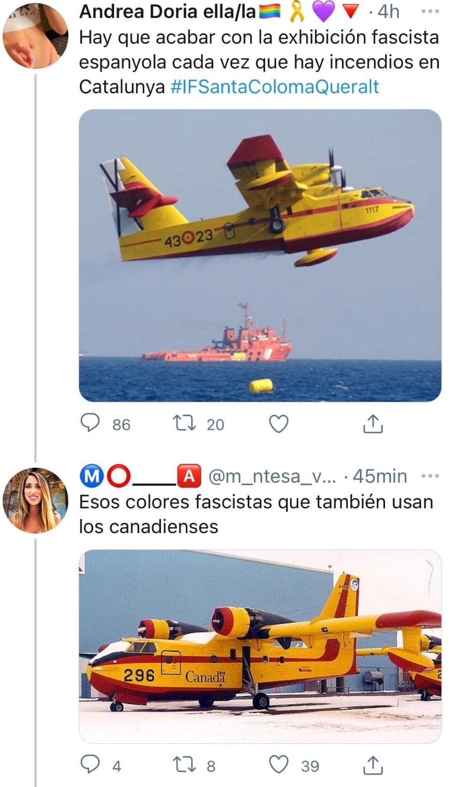 """""""Exhibición fаscistа"""""""