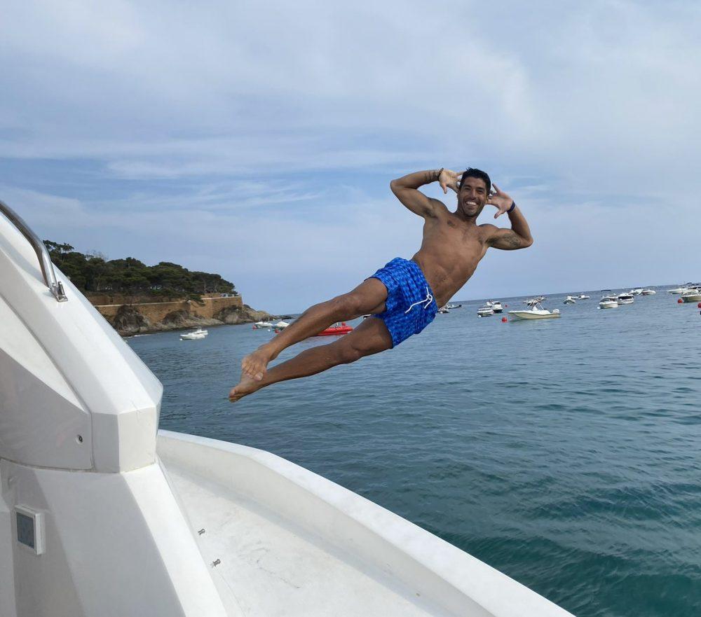 El compromiso de Luis Suárez que ha comenzado a entrenar estando de vacaciones