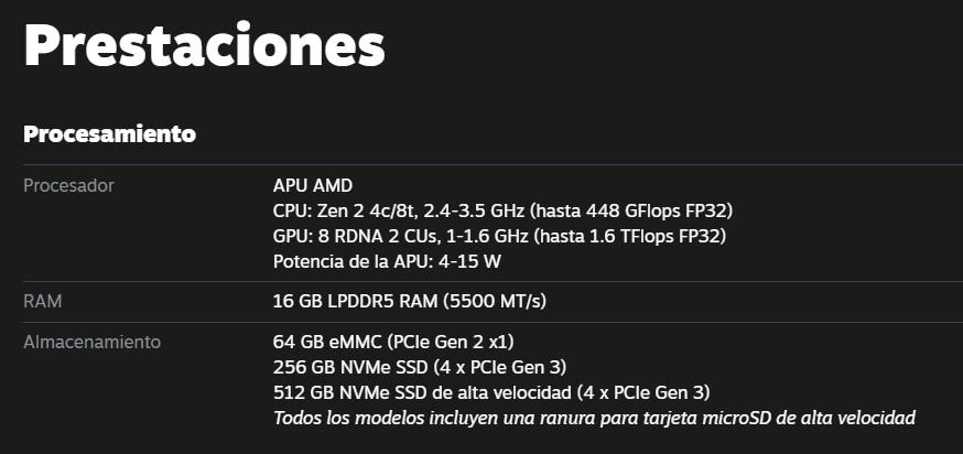 STEAM lanza Steam Deck, una consola portátil para juegos de PC con tecnología APU AMD Zen2