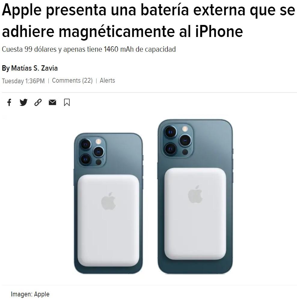 Apple siendo Apple