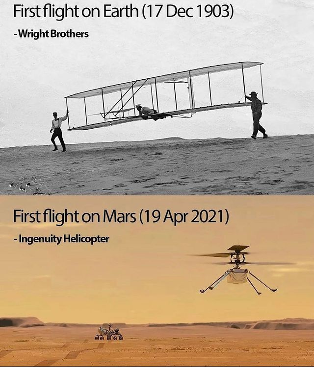118 años entre un viaje y el otro