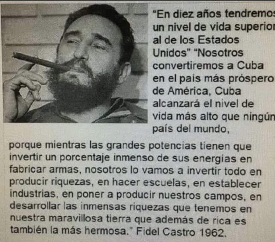 Cuba es lo que tú quieres que sea...