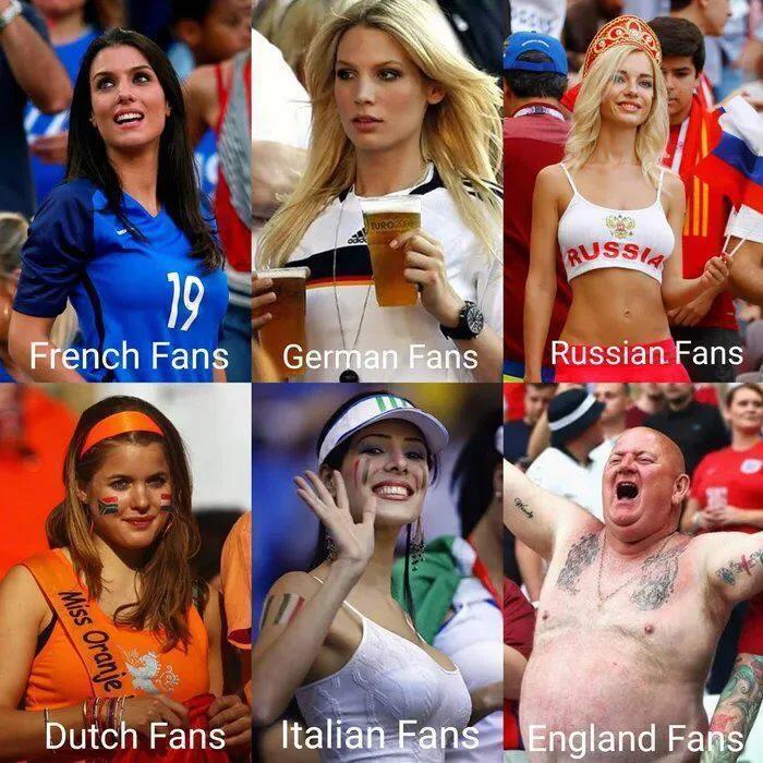 Otra razón más para que todos fuéramos contra Inglaterra