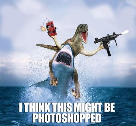 """""""¿Photoshop? Mi cuñado te lo hace más barato"""""""