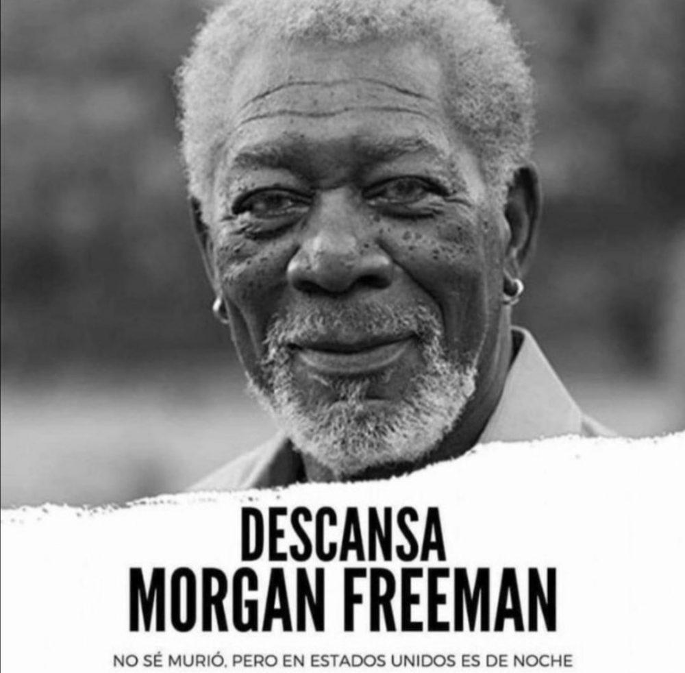 Descansa en paz, Morgan