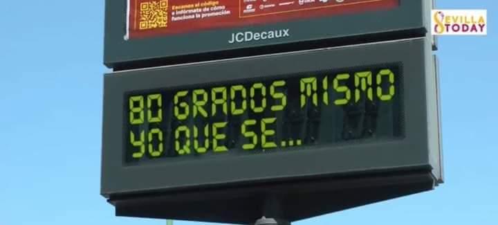 Mientras tanto, en Sevilla