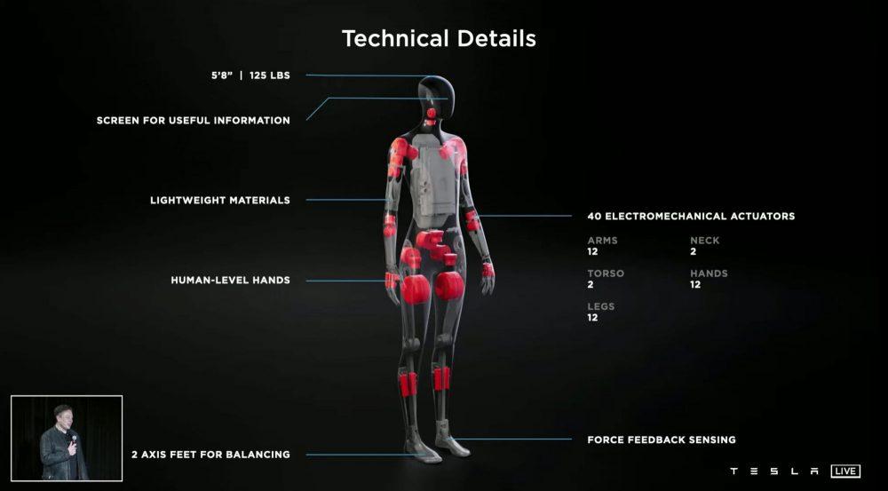 "Tesla fabricará el primer robot humanoide para currar. Se llamará Optimus y estará destinado a realizar tareas ""peligrosas, repetitivas o aburridas"""