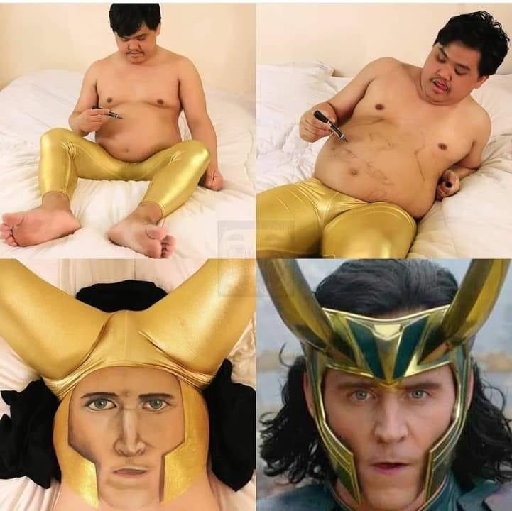 El arte de este señor para el cosplay no conoce límites