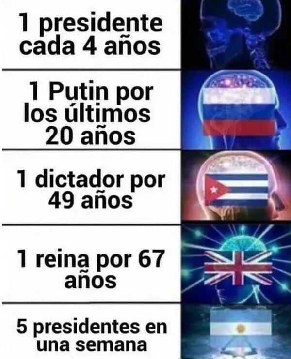 La auténtica democracia