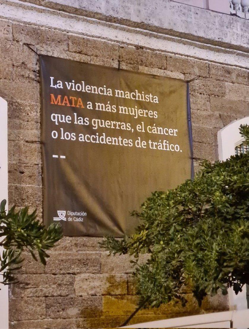 El holocausto no es nada al lado de la violencia machista