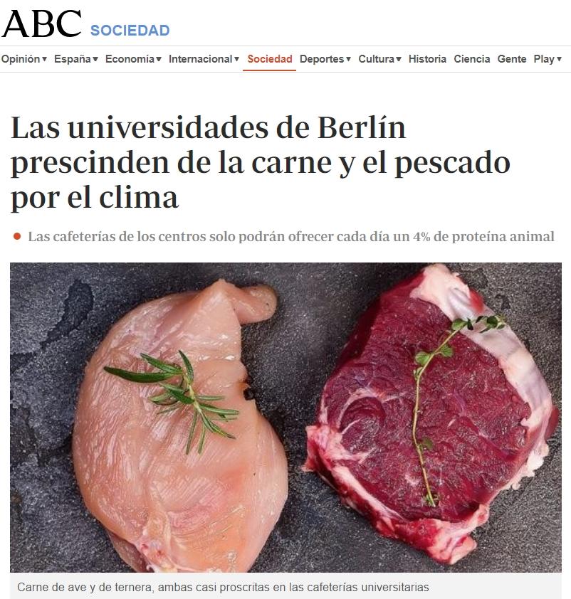 Chicos... comed carne mientras os dejen