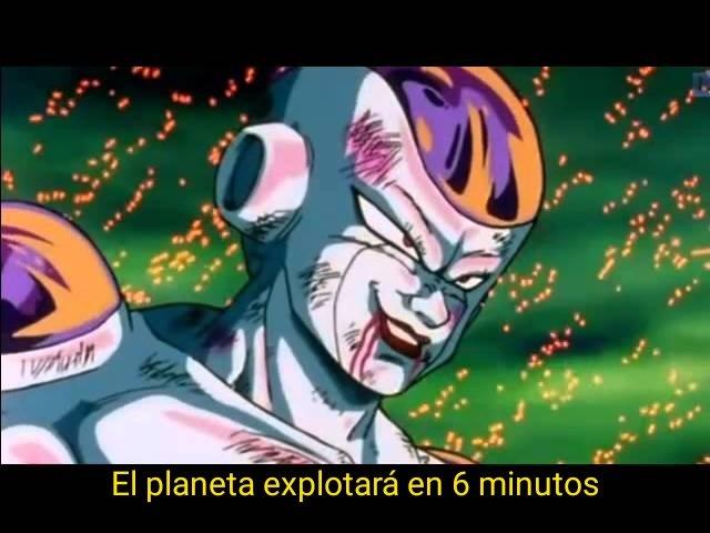 Muy de Goku...