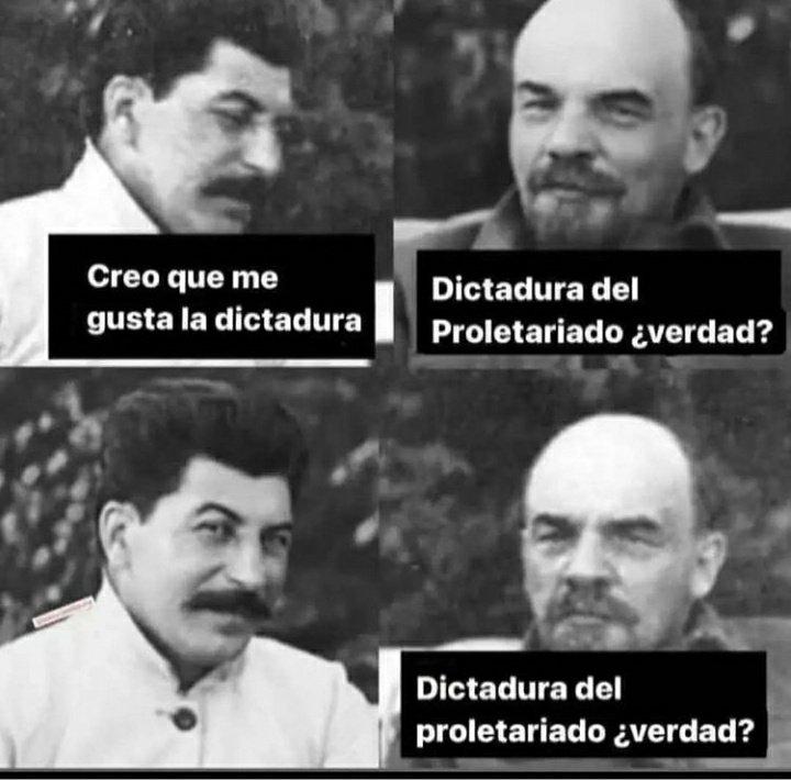 Stalin era un loquillo