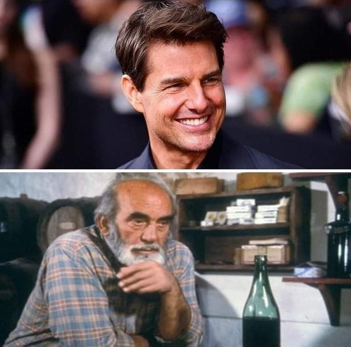 Tom Cruise tiene un año más que Antonio Ferrandis cuando rodó Verano Azul