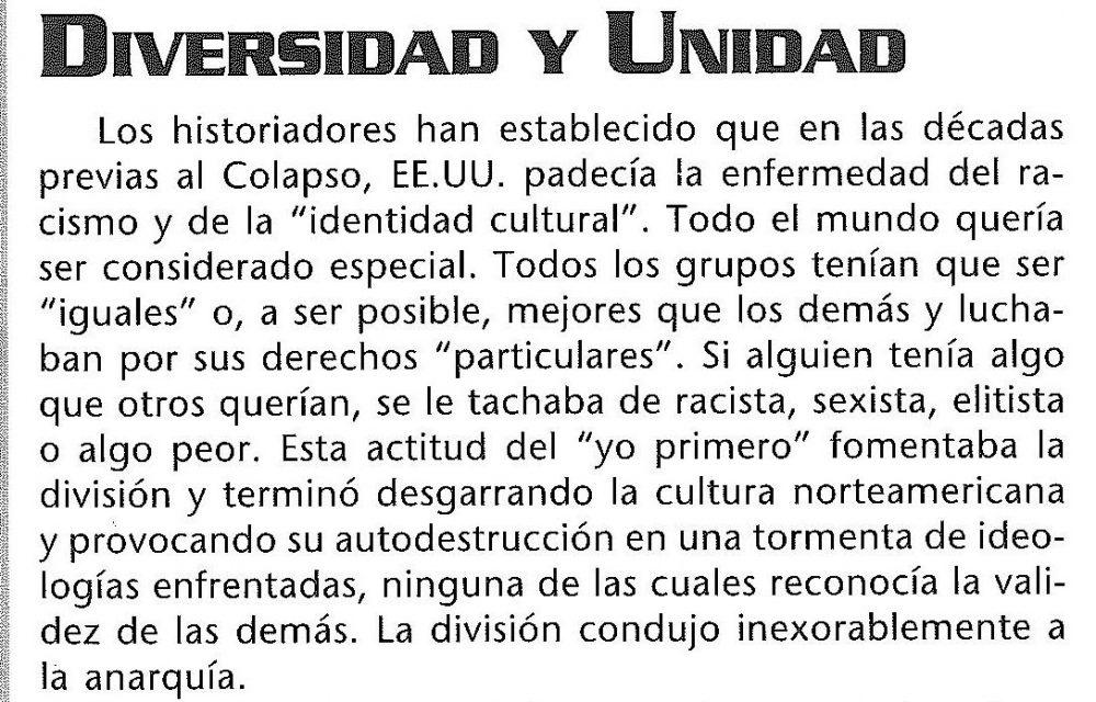 Esto es un párrafo del libro de rol Ciberpunk 2020, publicado en 1994 :)