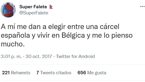 Han detenido a Puigdemont en Cerdeña
