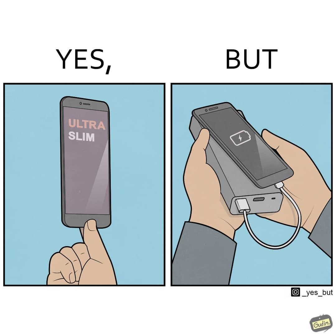 Sí, pero...