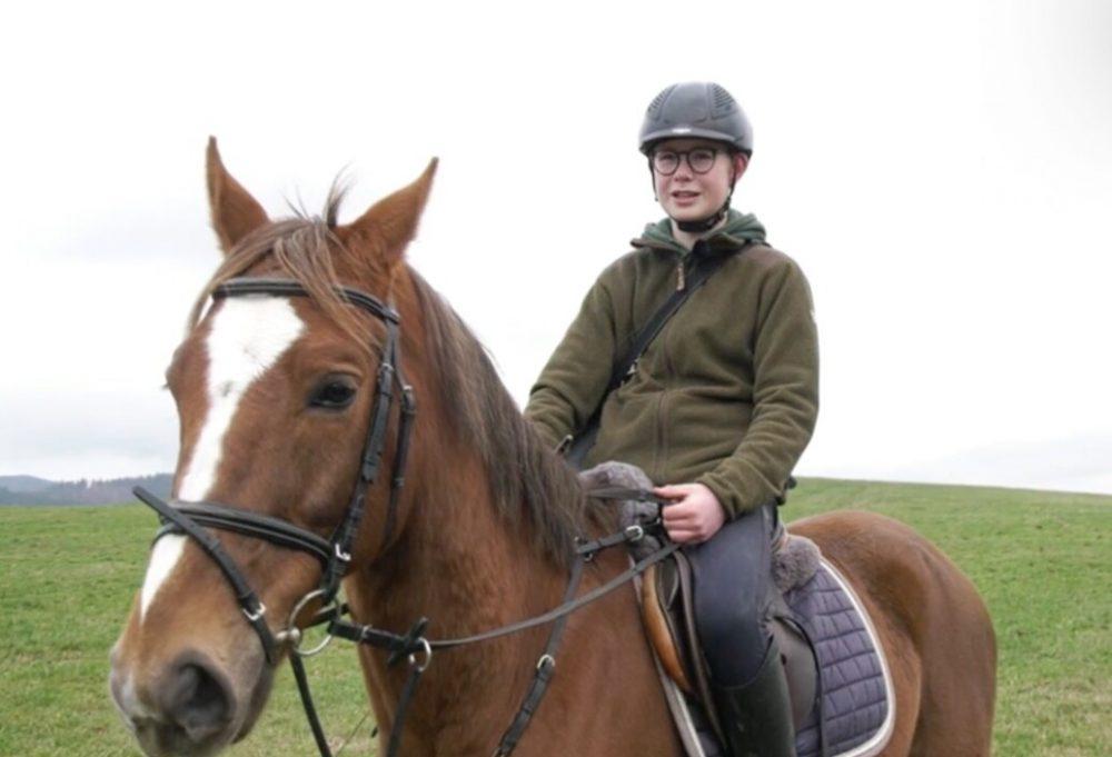 El internet alemán llega a ser tan lento que hicieron una carrera entre él y un caballo para transportar 4,5 GB: ganó el caballo
