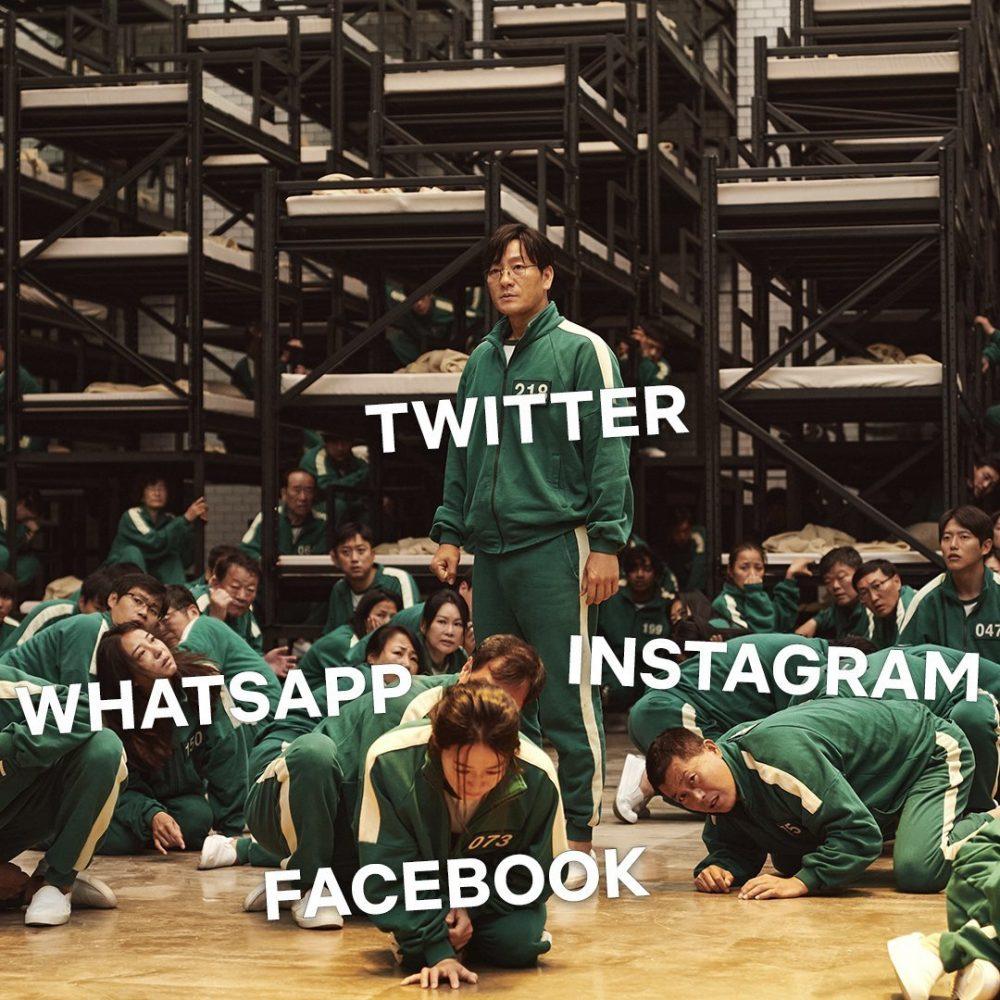Sí, Whatsapp lleva un buen rato caído