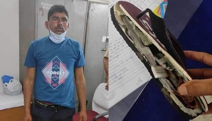 Pillada en India a una docena de personas que iban a examinarse con un sistema inalámbrico en las chanclas