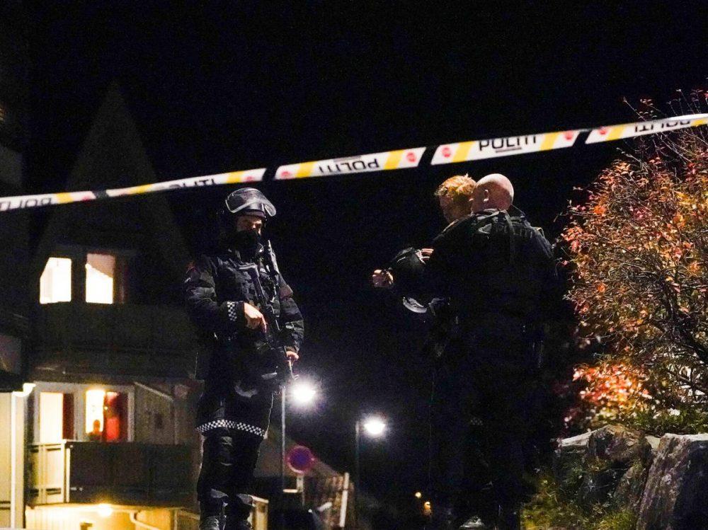 Cinco muertos en un ataque con arco y flecha en Kongsberg, Noruega