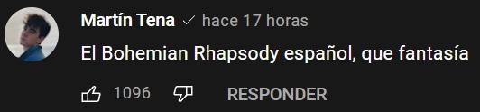 """El Bohemian Rhapsody español"""