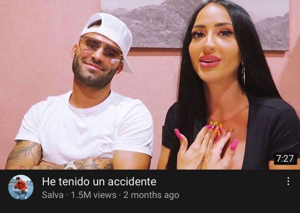 """Jesé: """"He tenido un accidente"""""""