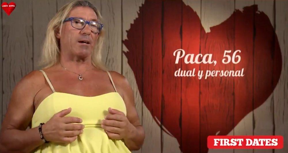 Esta es Paca y... ya sabéis la pregunta