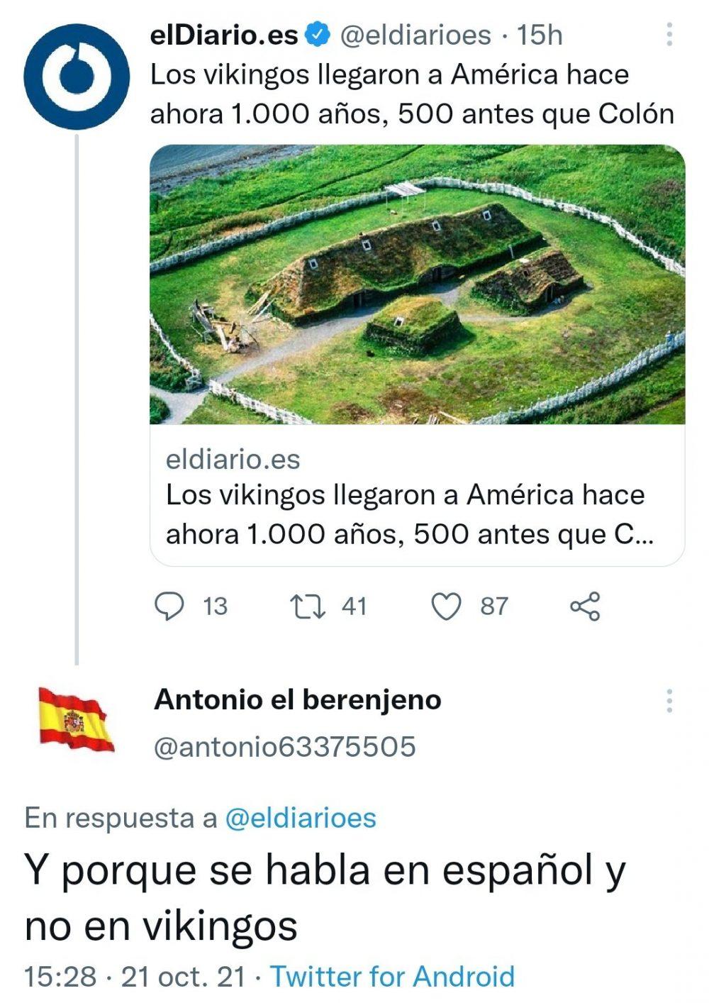 Jaque mate, vikingos
