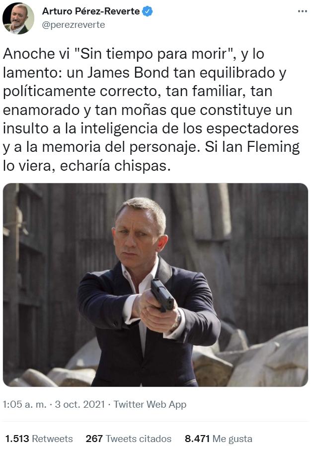 007 se ha deconstruido