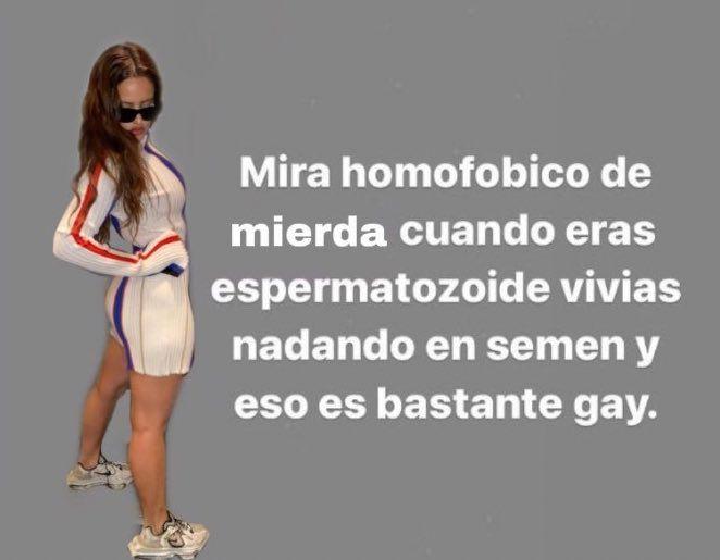 Jaque mate, homófobos